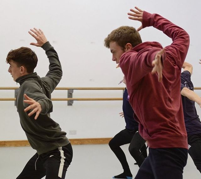 CATs | Northern School of Contemporary Dance, Centre for