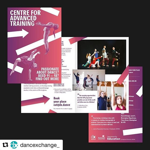 @dancexchange_ with @get_repost ・・・ ❤️💜💕 LOVELY NEW CAT PRINT: Reposting @simaostudio ⠀ Design for CAT Dance Generation / @dancexchange_ developing the next generation of dance talent