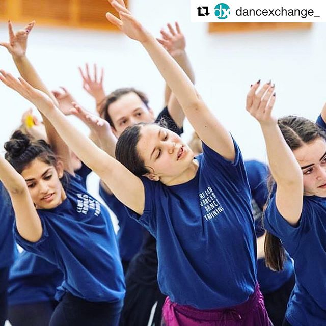@dancexchange_ with @get_repost! Our CAT auditions are taking place on 24 March & 28 April. Book your place now 📧 cat@dx.dance