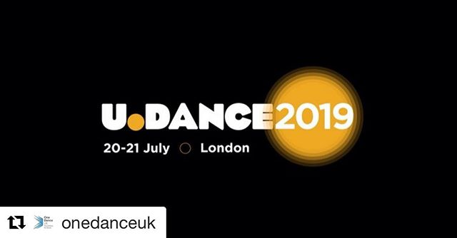 Who's excited for U.Dance this weekend?! 🙌Keep an eye out for the @trinitylaban and @theplacelondon CATs who will be performing and delivering workshops @onedanceuk ・・・ Performances • Workshops • Networking  U.Dance 2019 is this weekend – the biggest youth dance festival in the UK!  Take part in the at the weekend! Info coming soon